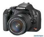 Canon EOS Rebel T1i mise à jour