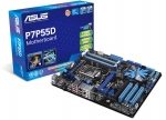 Drivers P7P55D Asus bios motherboard audio chipset réseau Lan ethernet