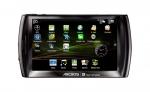 Archos 5 Home Tablet firmware baladeur multimedia internet