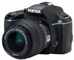 Pentax K-x digital camera reflex mise à jour firmware update upgrade