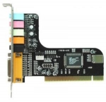 C-Media carte son CMI8738 driver treiber