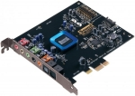 Driver Creative Sound Blaster Recon3D PCIe carte son sound card audio pilote