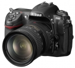 Firmware Nikon D300 appareil photo reflex mise a jour update upgrade