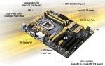 Bios Asus Z87-PLUS drivers carte mère socket 1150 pour processeur Intel
