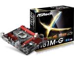 Asrock H81M-G drivers bios pour carte mère socket 1150 pour processeur Intel