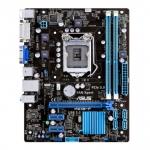 Asus H61M-K carte mère motherboard MATX socket Intel 1155 mise à jour upgrade bios et drivers