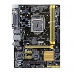 Asus H81M-C carte mère mATX socket Intel 1150 mise à jour gratuit bios et drivers