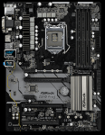 Asrock Z370 bios drivers carte mère socket 1151 Intel ATX