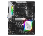 Asrock B450 Steel Legend carte mère motherboard socket AMD AM4 ATX