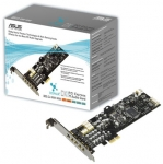 Drivers Asus Xonar DX PCI audio carte son PC Windows