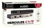 Driver Hercules 16/12 FW carte son audio externe firewire