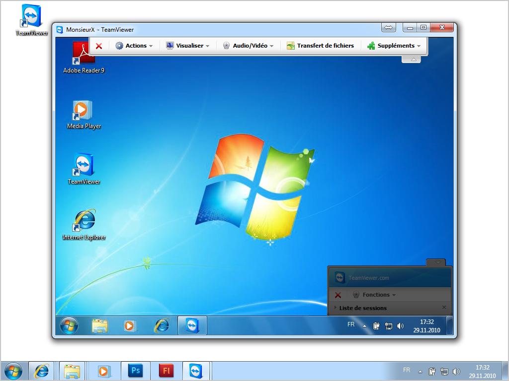 réparer l ordinateur windows 7