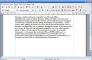 - Traitement de texte open office gratuit ...