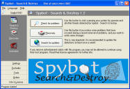 telecharger gratuitement spybot anti spyware pour votre pc spybot search and destroy