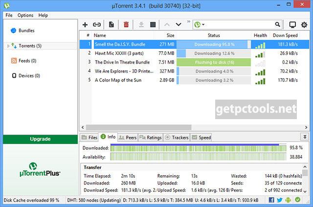 Télécharger µTorrent (uTorrent) gratuit - Comment Ça Marche